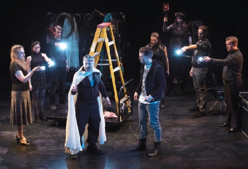 Asolo Repertory Theatre's The Tragedy of Hamlet