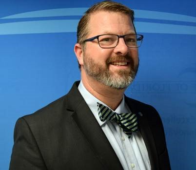 SCF's Venice Campus Welcomes Ryan Hale as Dean of Academic Affairs