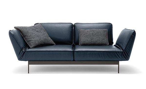 sleek sexy sumptuous the rolf benz mera sofa at home resource sarasota scene magazine. Black Bedroom Furniture Sets. Home Design Ideas
